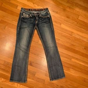 Boot Cut Rock Revival Jeans